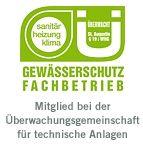 Gewässerschutz Logo