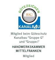Kanalbau Logo